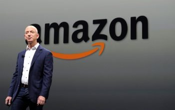 Jeff Bezos, Photo credit: Joe Klamar / AFP - Getty Images file