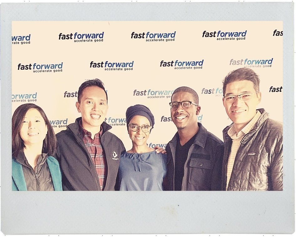 Fast Forward Alumni Retreat 2019