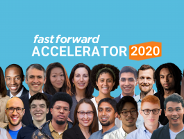 Announcing Fast Forward's First-Ever Virtual Accelerator Cohort