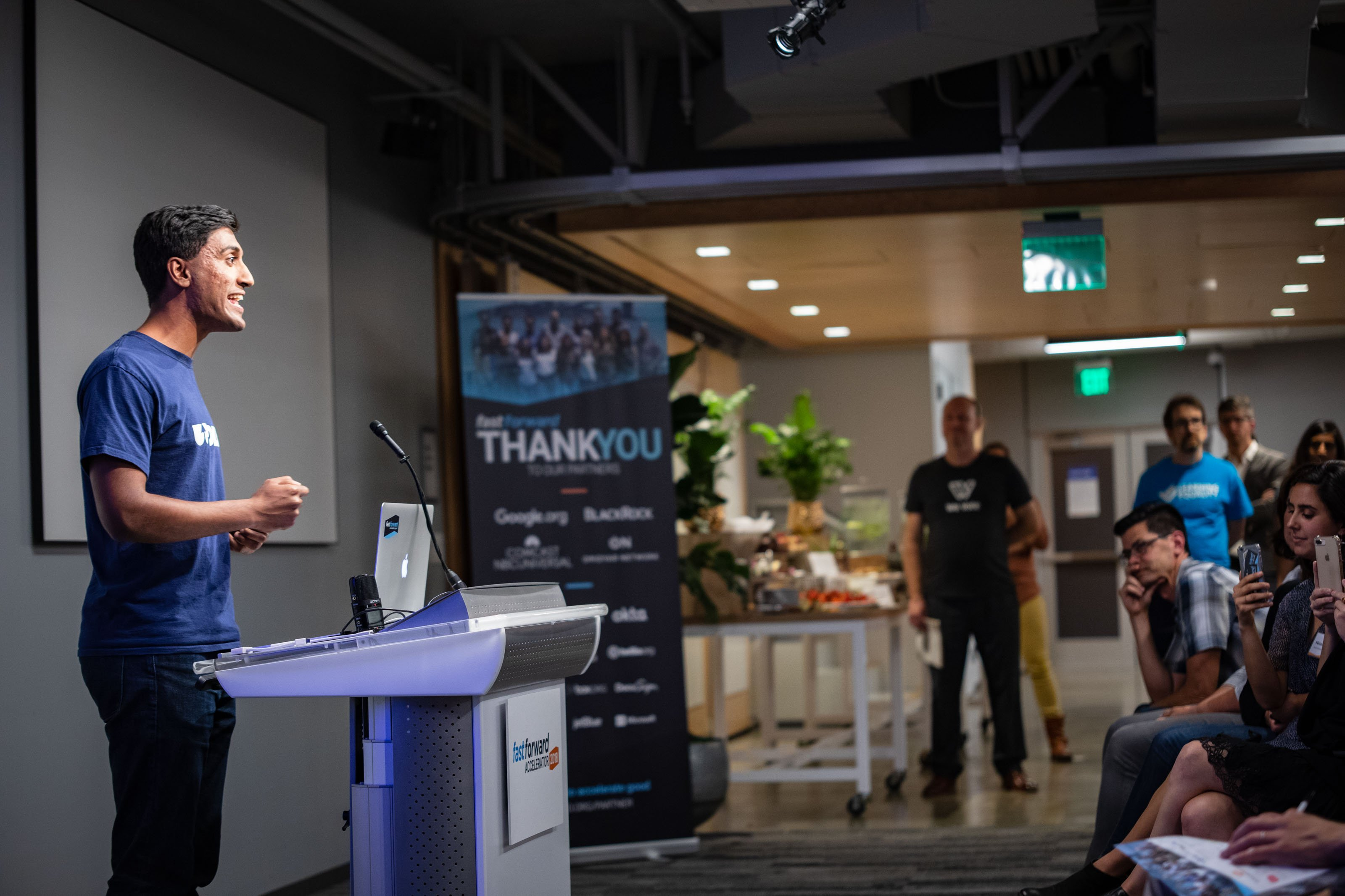 Demo Day 2018 | Photo credit: David Dines