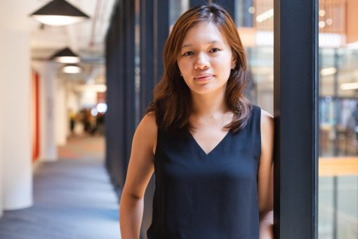 Lisa Wang, Founder of Almost Fun