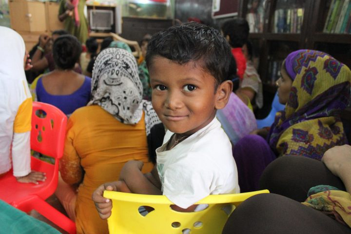 Helping the 150M Low Literacy Women in India Support Their Child's Early Development