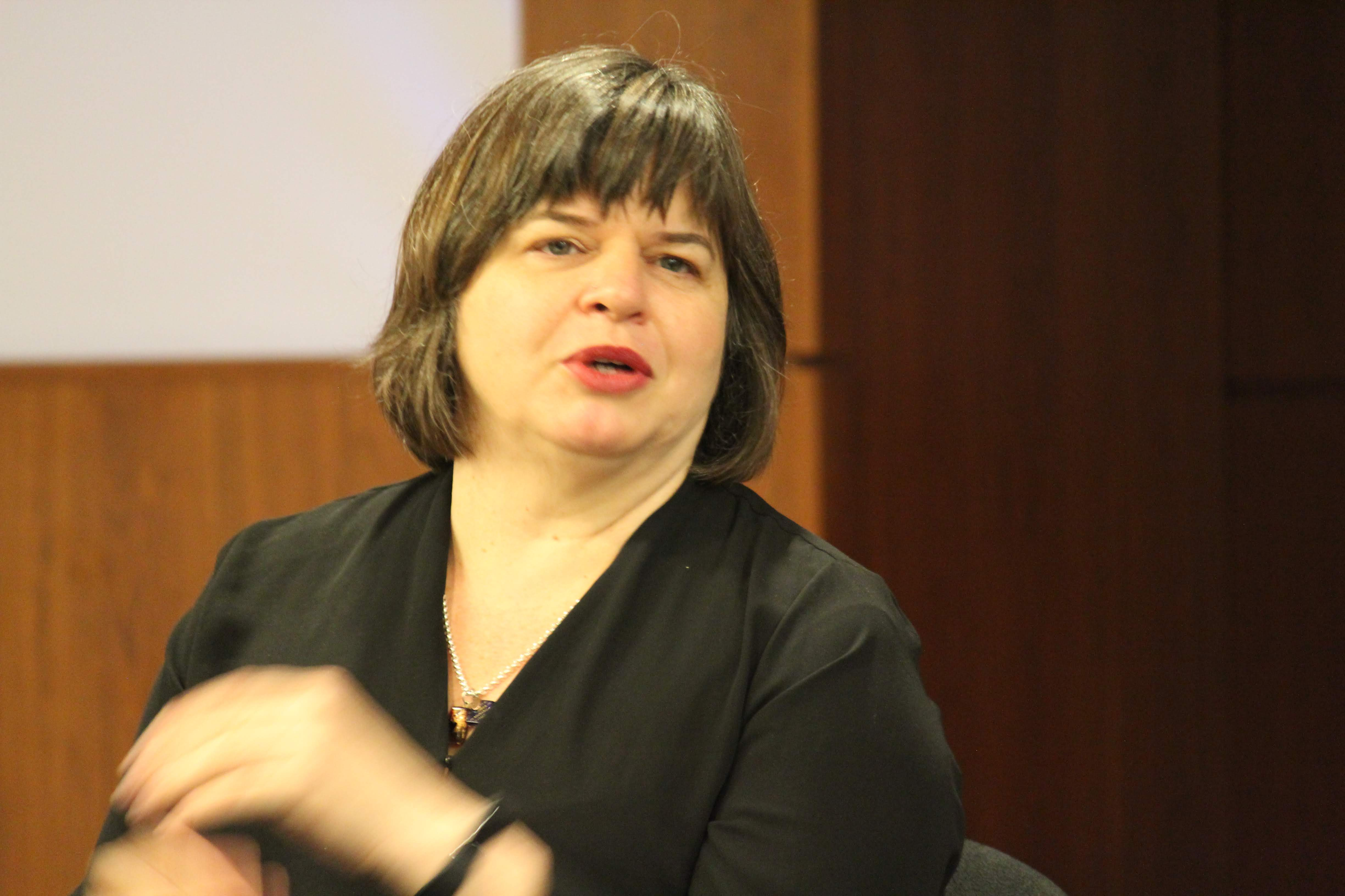 Victoria Dunning, Ford Foundation