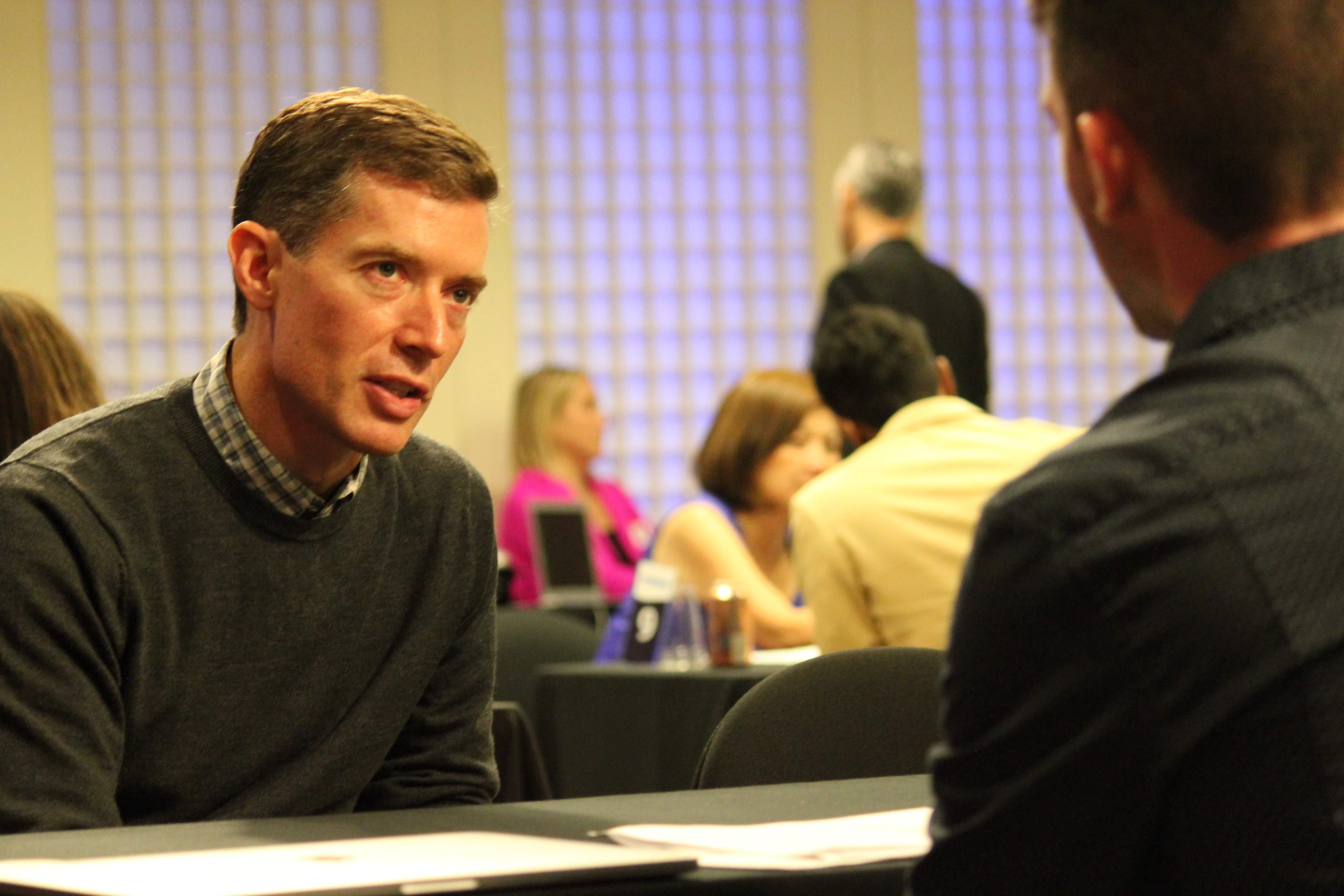 Scott Roen of BlackRock in mentorship