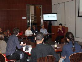 2016 Accelerator Kick Off at BlackRock & Lessons in Entrepreneurship from Bo Lu