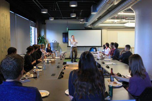 first tech nonprofit founder
