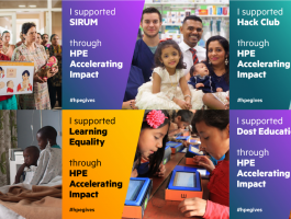 HPE Donates $1.2M+ to Tech Nonprofits in Second Annual HPE Accelerating Impact Program