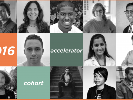 Meet Fast Forward's 2016 Accelerator Cohort