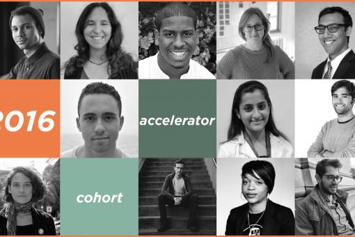 2016 accelerator cohort