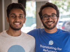 From Silicon Valley to Refugee Camps