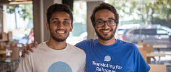 Tarjimly Co-Founders