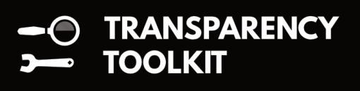 Transparency Toolkit