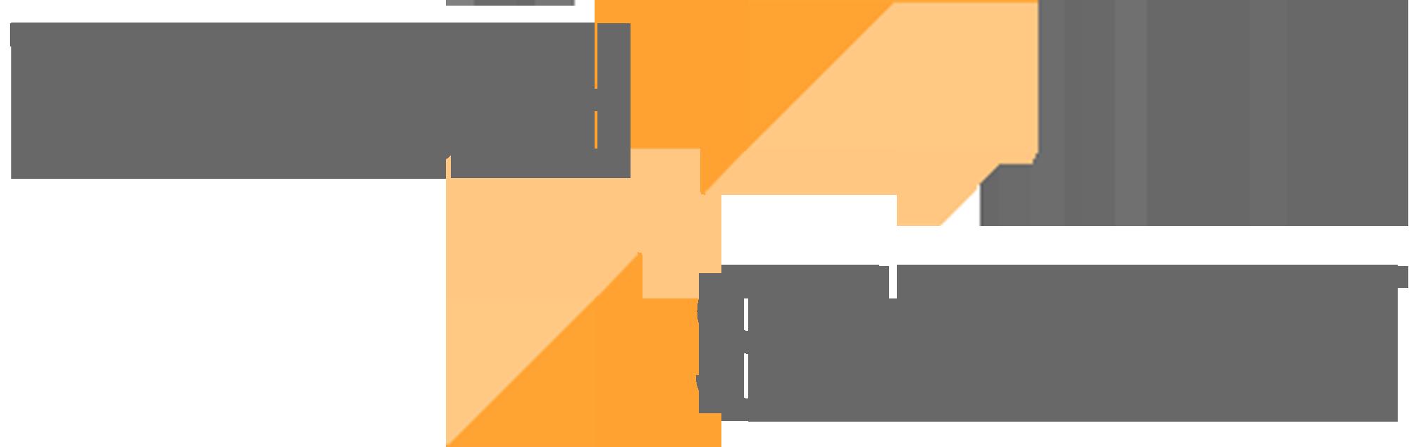 Logo do TechShift, em 2 linhas: 'Tech' e seta apontando para o centro; seta apontando para o centro e 'Shift'.