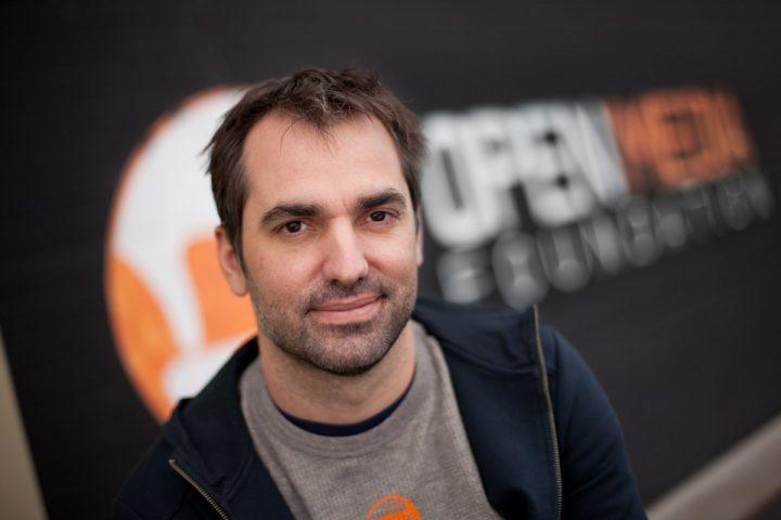 Tony Shawcross - Open Media Project