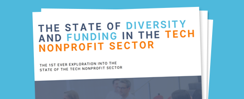 The State of Diversity and Funding in the Tech Nonprofit Sector
