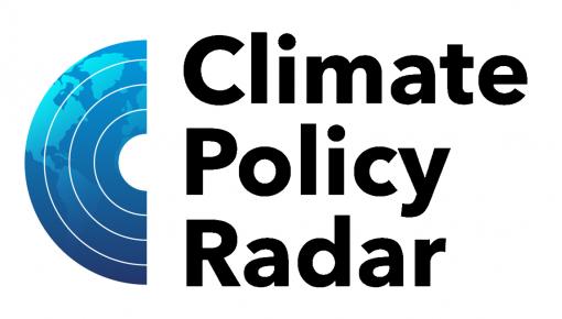 Climate Policy Radar