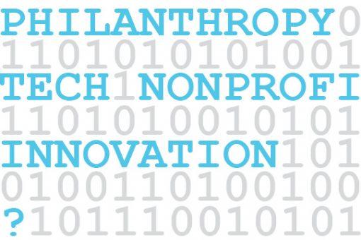 philanthropy drive tech for good