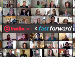 Twilio.org Supports Tech Nonprofits Responding to the COVID-19 Pandemic
